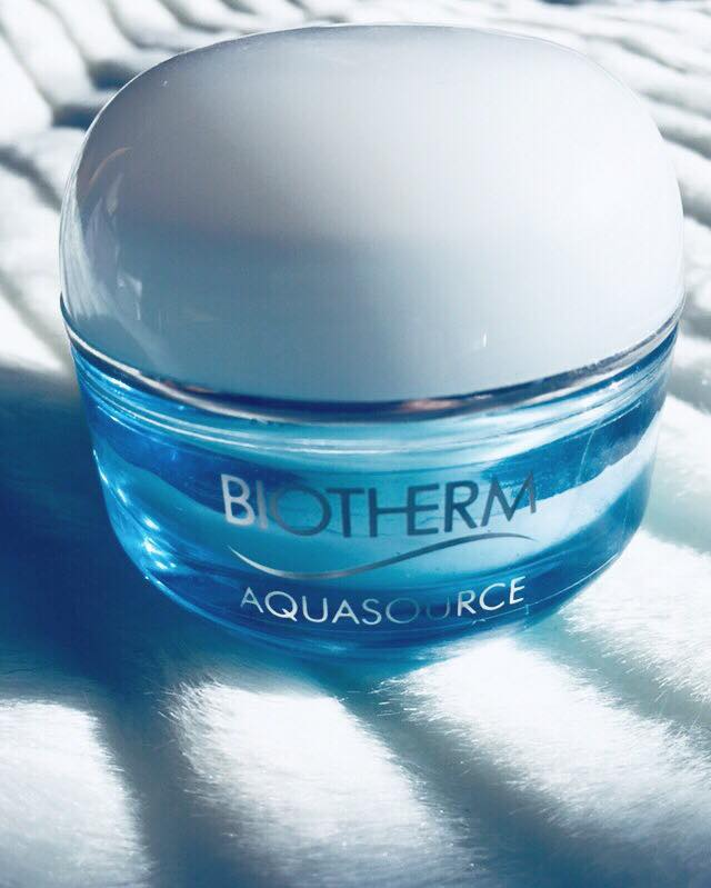 Aquasource de Biotherm - Cafe et babillages
