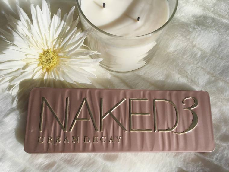La Naked3 d'Urban Decay - Cafe et babillages