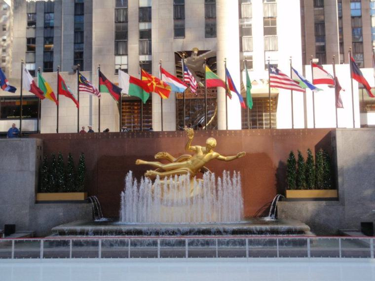 NYC - Rockefeller Center